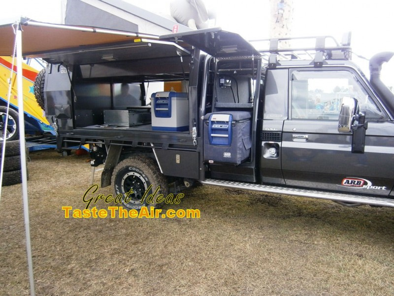 Toyota 4WD Camper http://tastetheair.com/great-ideas/olympus-digital-camera-8/