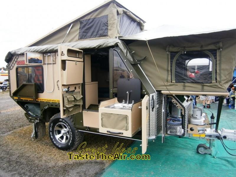 Popular  Off Road Camper Trailer  Patriot Campers  Camper Trailers Amp Ideas